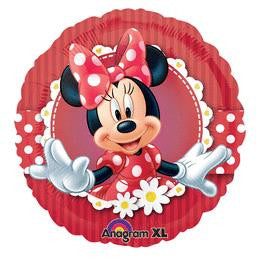 Minnie Mouse Balloon - KIDS BDAY MYLARS - Party Supplies - America Likes To Party