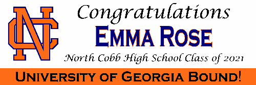 North Cobb High School Banner B