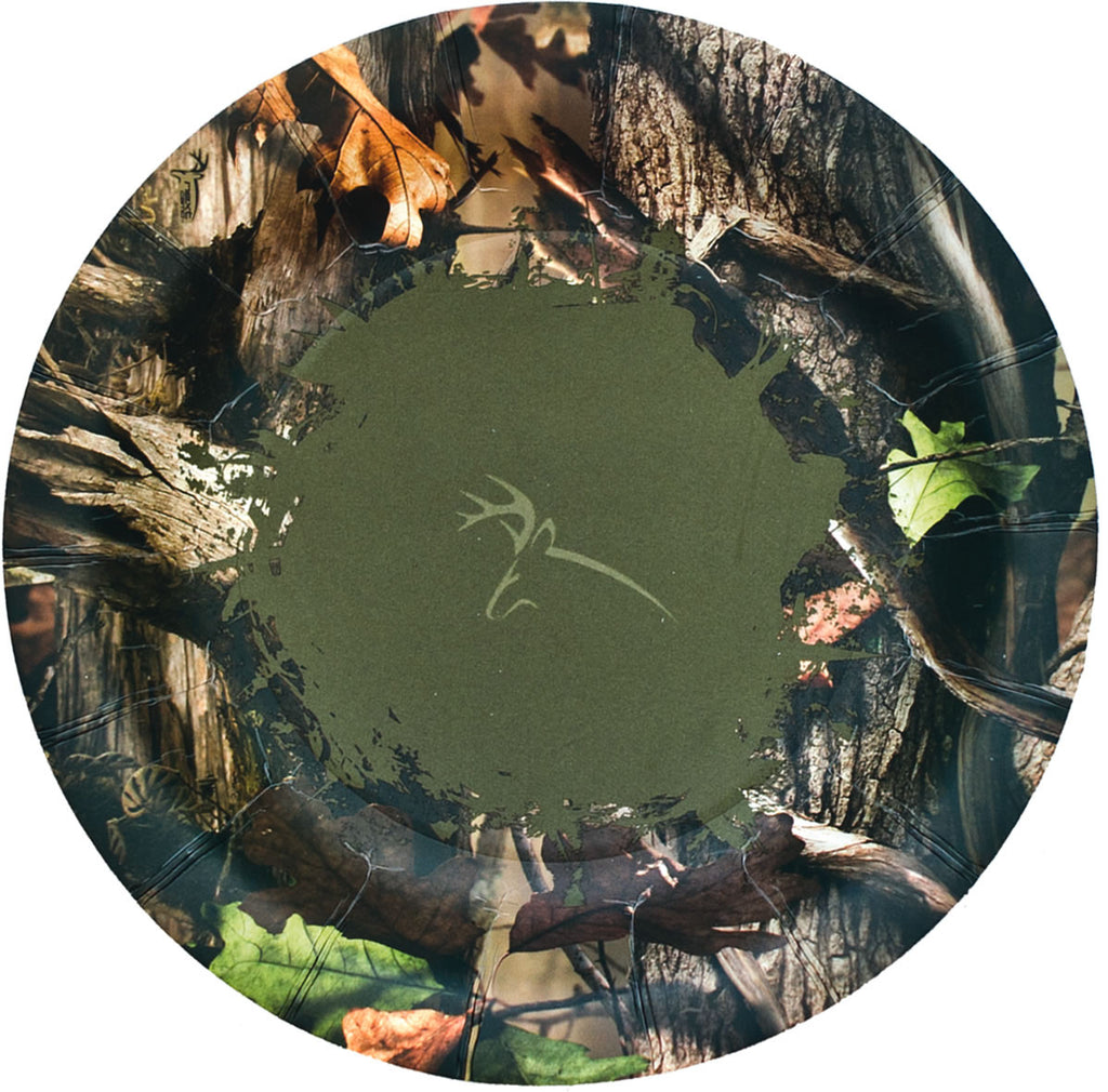 NEXT Camo Dessert Plate 8ct - MOSSY OAK - Party Supplies - America Likes To Party