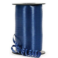 500YD Navy Curling Ribbon - RIBBON - Party Supplies - America Likes To Party