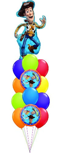 Toy Story Balloon Floor Bouquet OB2