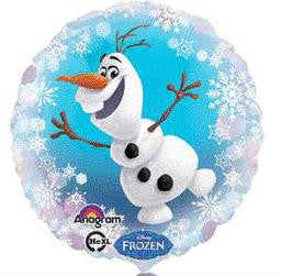 Olaf Balloon - KIDS BDAY MYLARS - Party Supplies - America Likes To Party