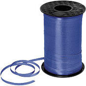 500YD Royal Blue Curling Ribbon - RIBBON - Party Supplies - America Likes To Party