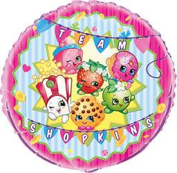 Shopkins Balloon - KIDS BDAY MYLARS - Party Supplies - America Likes To Party