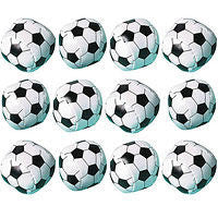 Soccer Favor Balls 12ct - SOCCER - Party Supplies - America Likes To Party