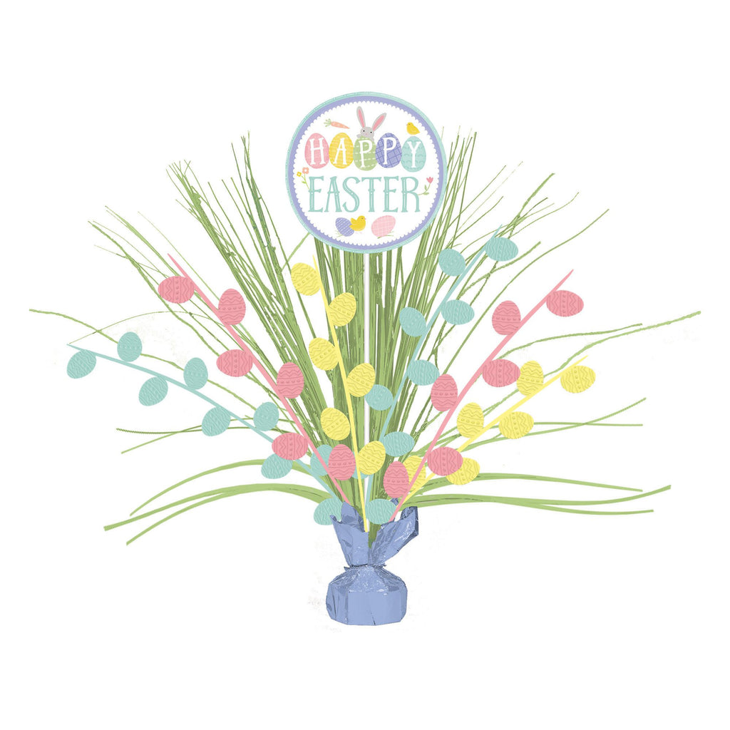 Happy Easter Spray Centerpiece