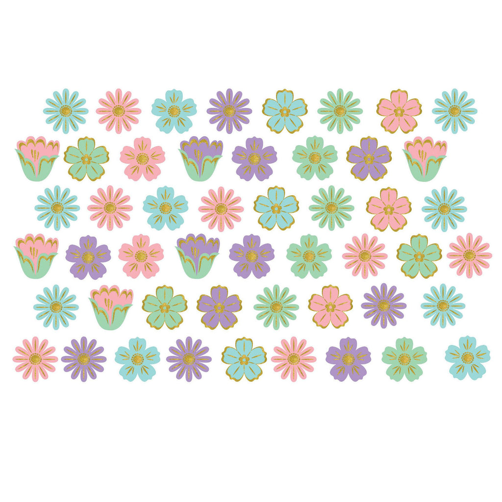 Mini Flower Cut Outs