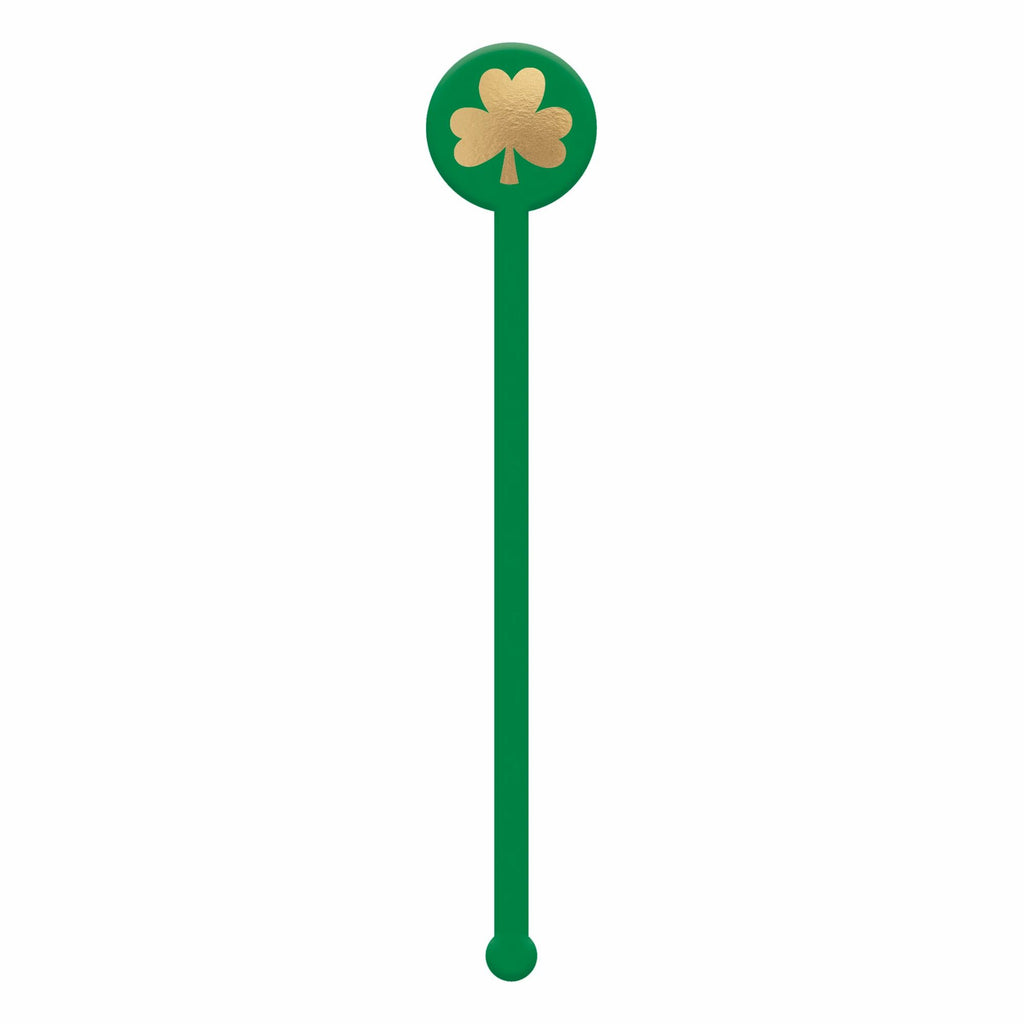 St. Patricks Day Cocktail Stirrers