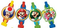 Super Mario Blowouts - MARIO - Party Supplies - America Likes To Party