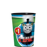 Thomas the Tank 16oz Favor Cup - THOMAS THE TRAIN - Party Supplies - America Likes To Party
