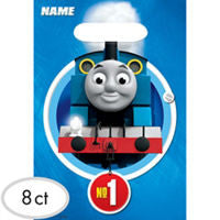 Thomas the Tank Favor Bags - THOMAS THE TRAIN - Party Supplies - America Likes To Party