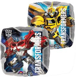 Transformers Balloon - KIDS BDAY MYLARS - Party Supplies - America Likes To Party