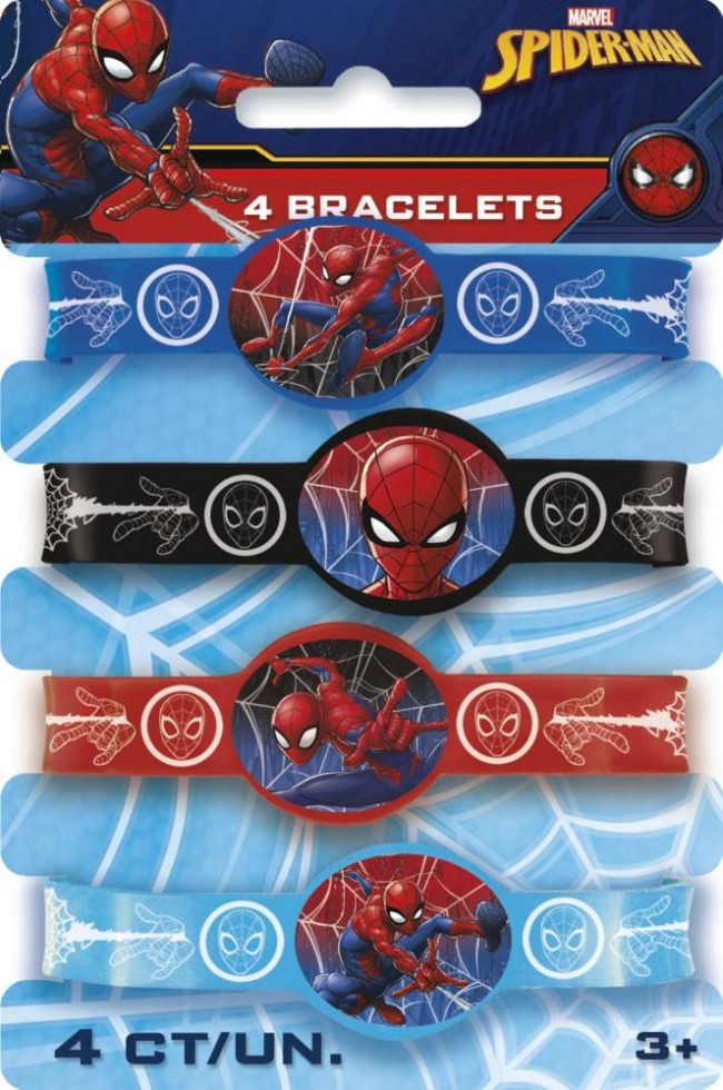 Spiderman Bracelets