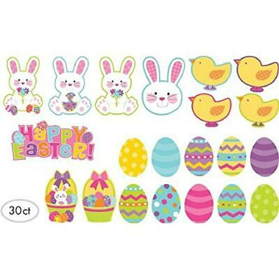 Value Pack Easter Cut Outs