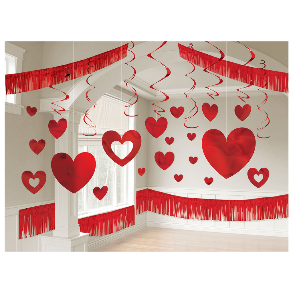 Valentine Room Decor Kit