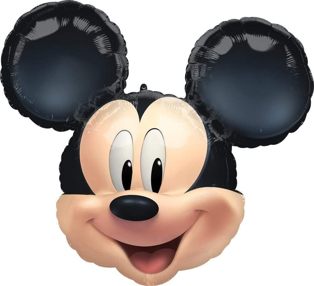 Mickey Mouse Head Jumbo Balloon