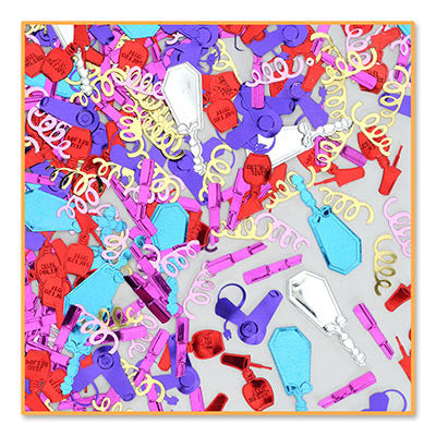 Dress Up Confetti - CONFETTI - Party Supplies - America Likes To Party