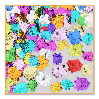 Gift Boxes Confetti - CONFETTI - Party Supplies - America Likes To Party
