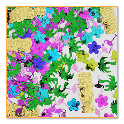 Island Party Confetti - CONFETTI - Party Supplies - America Likes To Party