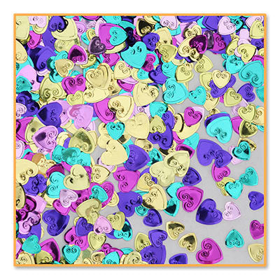 Lovely Hearts Confetti - CONFETTI - Party Supplies - America Likes To Party
