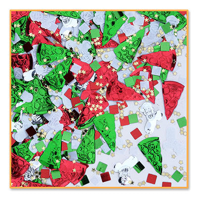 Pizza Party Confetti - CONFETTI - Party Supplies - America Likes To Party