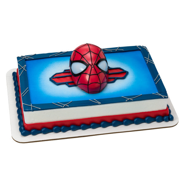 Spiderman Cake Kit - CAKE DECORATIONS - Party Supplies - America Likes To Party