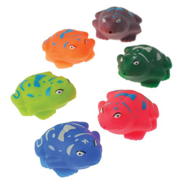 Frog Squirters 12ct - PACKAGED FAVORS - Party Supplies - America Likes To Party