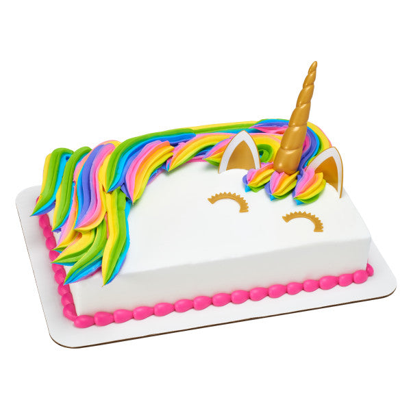 Unicorn Cake Kit - CAKE DECORATIONS - Party Supplies - America Likes To Party
