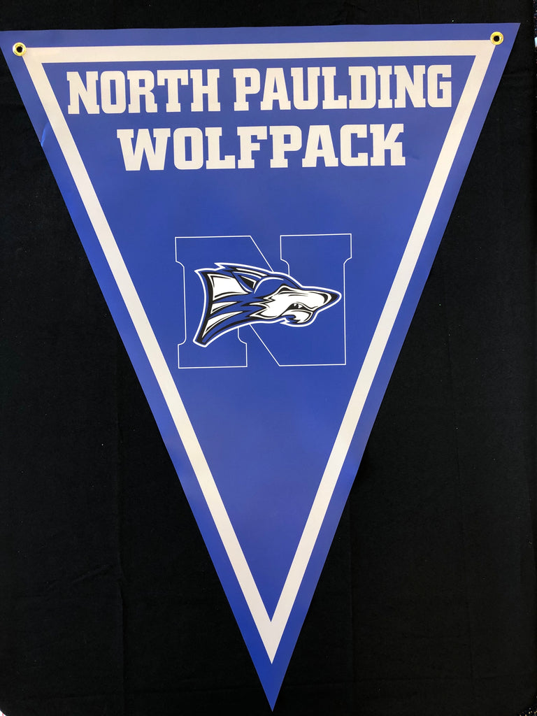 North Paulding High School Pennant