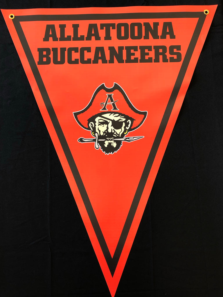 Allatoona High School Pennant