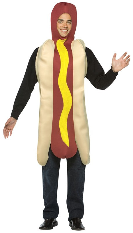 Adult Hot Dog Costume #372