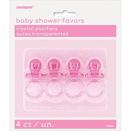 Pacifiers Pink