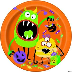 Silly Monsters Lunch Plate