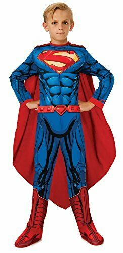 Superman Classic Child Costume #125