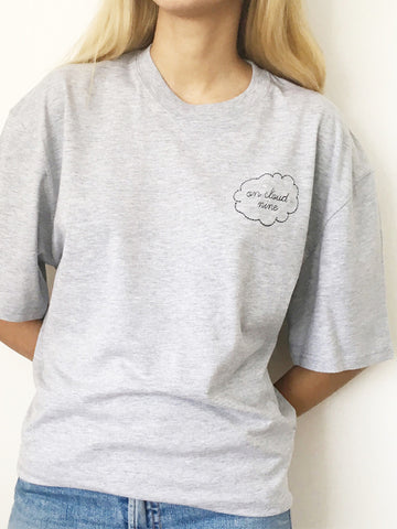 ON CLOUD NINE TEE