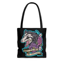 Dont tell me to smile Tote Bag