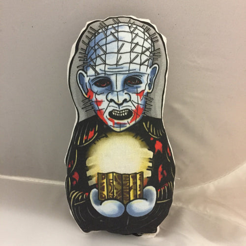 Pinhead from Hellraiser Plus Toy Bloody Variant: Classic Movie Killers Series 1