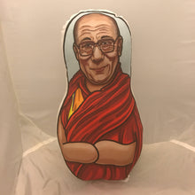 His Holiness the Dalai Lama Inspired Plush Doll or Ornament