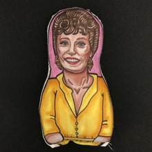 Blanche Devereaux Golden Girls Inspired Plush Doll or Ornament