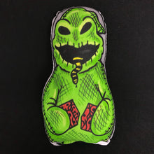 Oogie Boogie inspired Plush Doll  or Ornament : Nightmare Before Christmas
