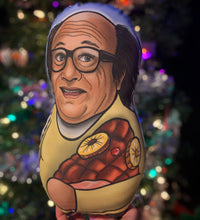 Frank Reynolds Always sunny Inspired Plush Doll or Ornament