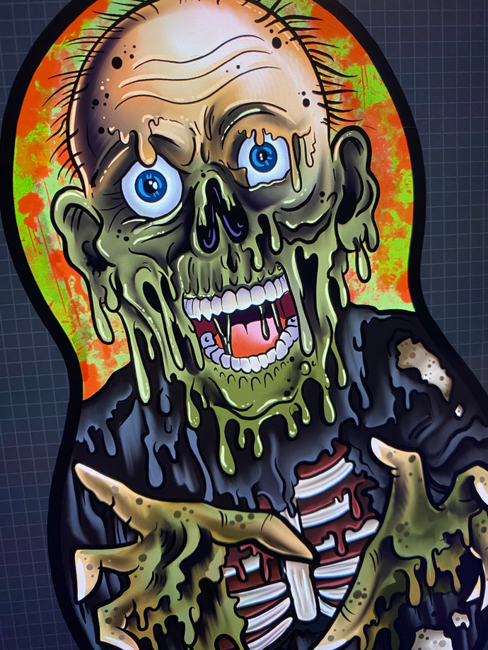 Preorder Tarman from Return of the Living Dead Inspired Plush Doll or Ornament
