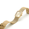 Women's Luxury Cocktail Watch All Gold Milanese Strap - Mark 4 - Regent - 26mm