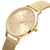 Women's Small All Gold Watch Mesh Strap - Mark 5 - Regent - 32mm