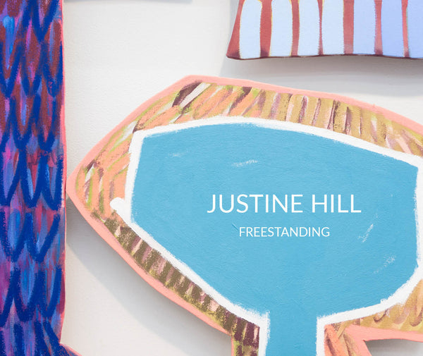 Justine Hill | Freestanding Catalog