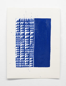 Matt Mignanelli | Untitled (Blue)