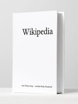 Michael Mandiberg | Anonymous from Print Wikipedia
