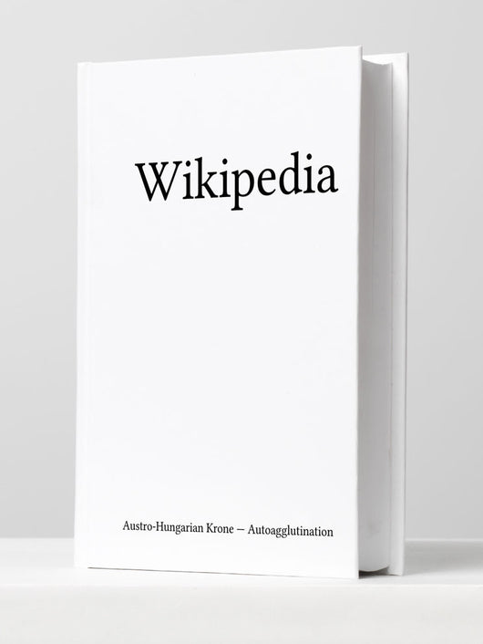 Michael Mandiberg | Authorship from Print Wikipedia