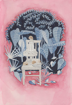 Dana Sherwood | Still Life Upon a Chair