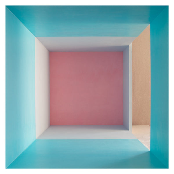 Erin O'Keefe | Empty (Aqua, Grey, Pink, Side Light)